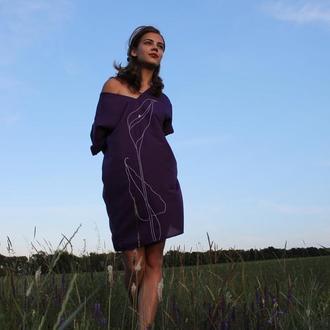 Сукня вільного покрою