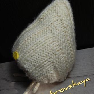 Зимняя Шапочка для малышей с подкладкой