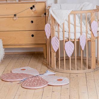 Килимок в дитячу кімнату Butterfly