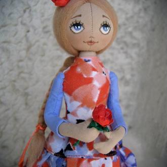 Любаша. Кукла