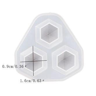 Молд силиконовый Кристалики малые
