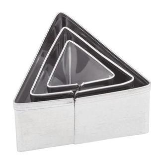 Набор каттеров Треугольник, 3 шт
