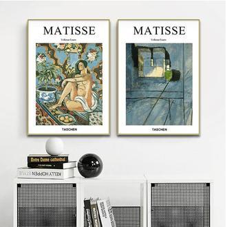 Комплект постеров Матисс