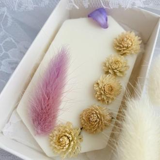 Сувенир на свадьбу гостям, саше для гардероба