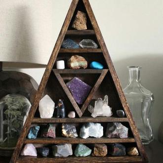 Полочка для камней Stonehouse