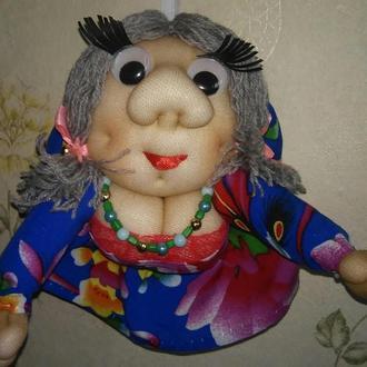 лялька-виручайка Скромниця