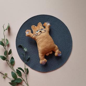 Кот саймон (Гарфилд) на присосках