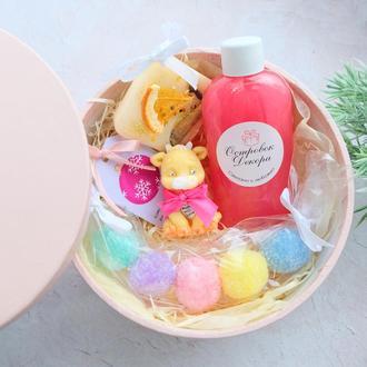 """Подарочный набор """" Happy new year 2021"""", подарок на новый год, рождество,святого Николая"""