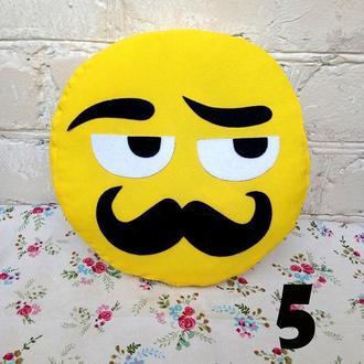 Подушка смайл № 5