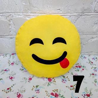 Подушка смайл № 7