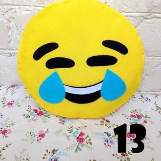 Подушка смайл № 13