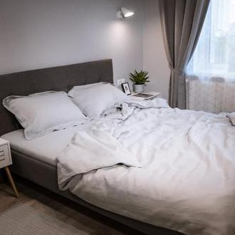 Комплект постельного белья высококачественного смягченного льна