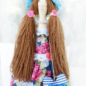 Кукла тильда Розалия