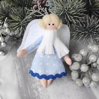 """Игрушка на елку """"Рождественский ангел"""""""