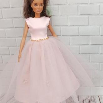 одежда для барби,платье на барби