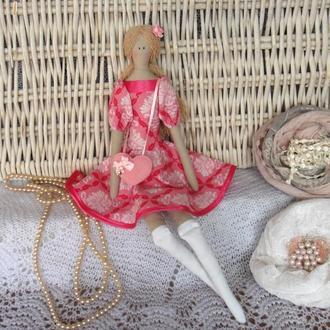 Кукла в стиле Тильда  Николь