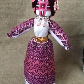 Кукла-мотанка ПОЛИНА