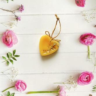"""Флорентийское саше """"Лавандовое сердце"""""""