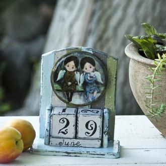 """Вечный календарь """"Уютные"""""""