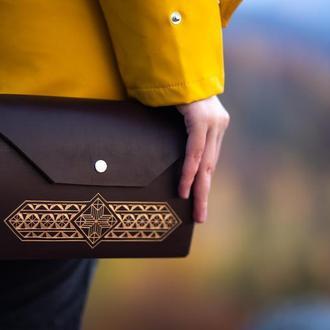 """Женская деревянная сумочка """"Prosta"""""""