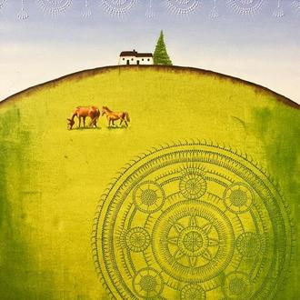 Картина на полотні «Гармонія»