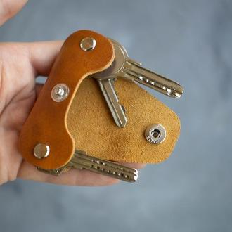 Компактная ключница на винтах