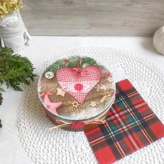 Короб для смаколіків ′Серденько′