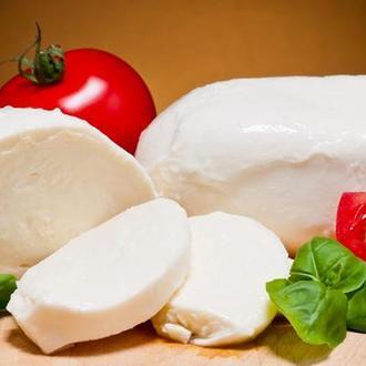 Сир моцарела, натуральна, з коров'ячого молока