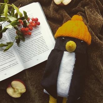 авторские плюшевые пингвины подарок на день Св. Николая подарок на Новый Год