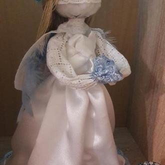 Лялька- мотанка ,ангел берегиня