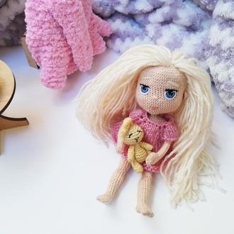 Игровая кукла для девочки с набором одежды, Интерьерная кукла