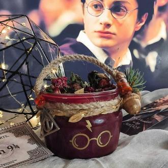 Ароматические свечи в стиле Гарри Поттер