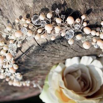 Свадебный венок для самой красивой невесты