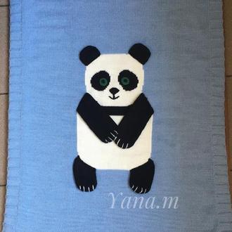 Плед-панда