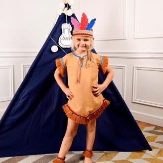 """Карнавальний костюм """"Індіанка"""""""