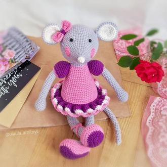 Мишка-балерина