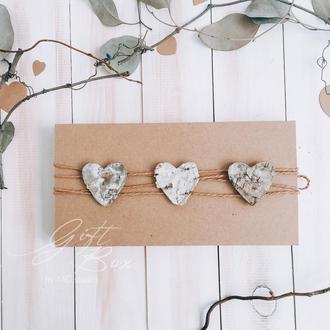 "GiftBox ""Love tree"" - открытка в коробочке"