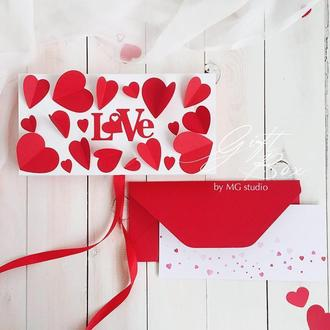 "GiftBox ""Lovely day"" - открытка в коробочке"