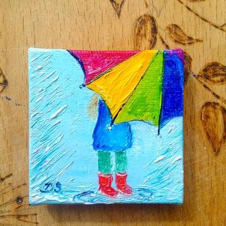Дождик (миниатюра)