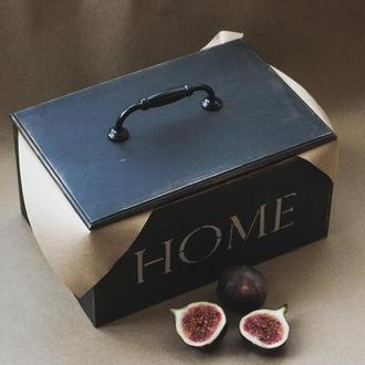 "Короб для хранения «HOME"""