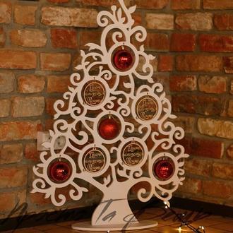 Новогодняя ёлка, новогодний декор, елка из пвх, подарок на Новый год,ялинка, корпоративный подарок