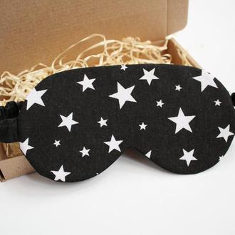 Корпоративные подарки сотрудникам, маска для сна - звезды киев, маска для сну київ