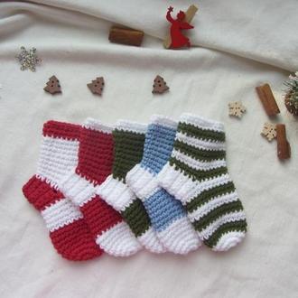 новогодние игрушки носки