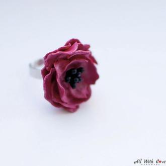 «Кольцо Цветок»