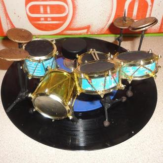 Барабанная установка(модель)