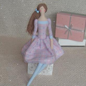 Кукла Тильда 48см Селина