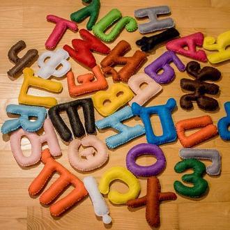 «Развивающая игрушка Алфавит»