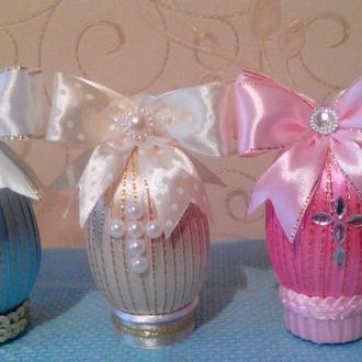Пасхальные яйца сувенирные