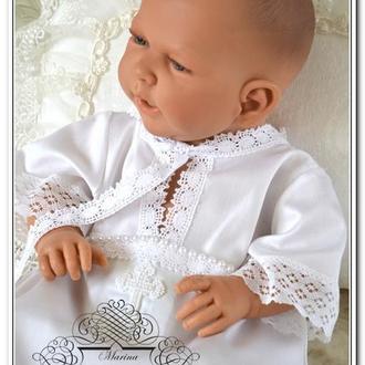 Крестильная рубашка для мальчика или девочки Мое наследие