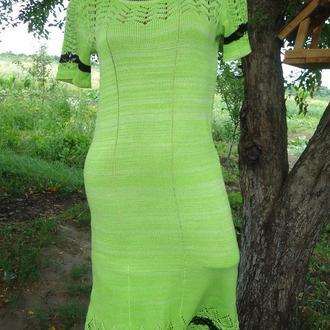 Летнее платье .